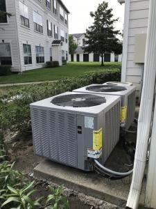ac replacement in ac repair center